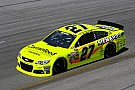 RCR's Menard finishes 26th in a rain-filled event at Talladega Superspeedway