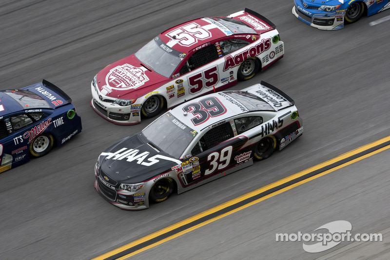 Ryan Newman heads to his favorite Darlington Raceway