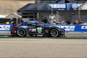 BMW Team RLL qualifies 5th and 8th at Laguna Seca