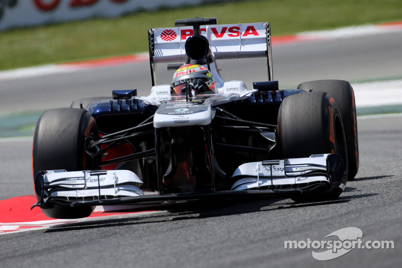 Maldonado - 'no idea' how to fix Williams slump