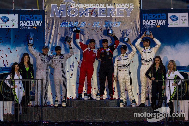Another Victory for NGT Motorsport Team at Laguna Seca