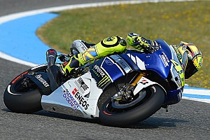 Rossi leads the Yamahas as French GP begins