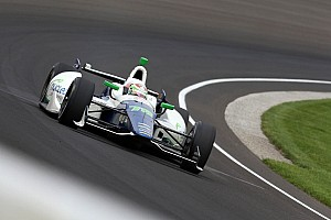 IndyCar Qualifying report Both KV Racing Technology cars make the field at the Indianapolis 500 on Pole Day