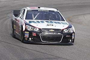 NASCAR Sprint Cup Race report RCR's Burton earns top-five finish in the All-Star race