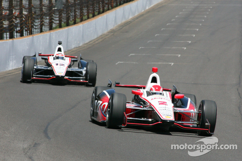 Team Penske completes busy Bump Day in preparation for 97th Indy 500