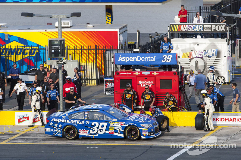 'Home' game for Ryan Newman at Charlotte 600