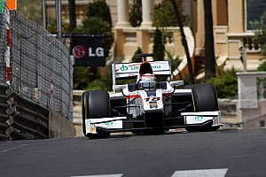 GP2 Race report Coletti reigns in Monaco Sprint Race