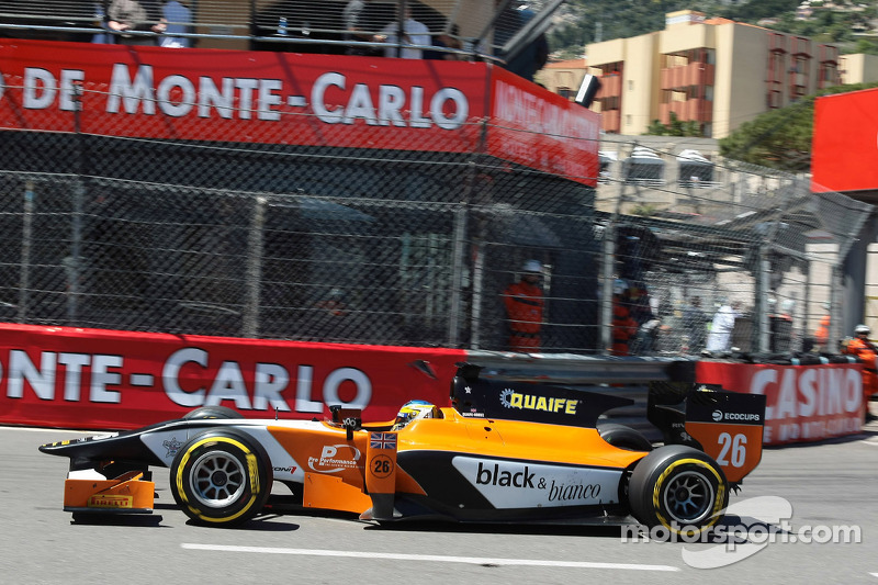 MP Motorsport almost hits jackpot: First podium in Monaco