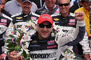 IndyCar Commentary Never say never: Tony Kanaan finally wins Indy 500