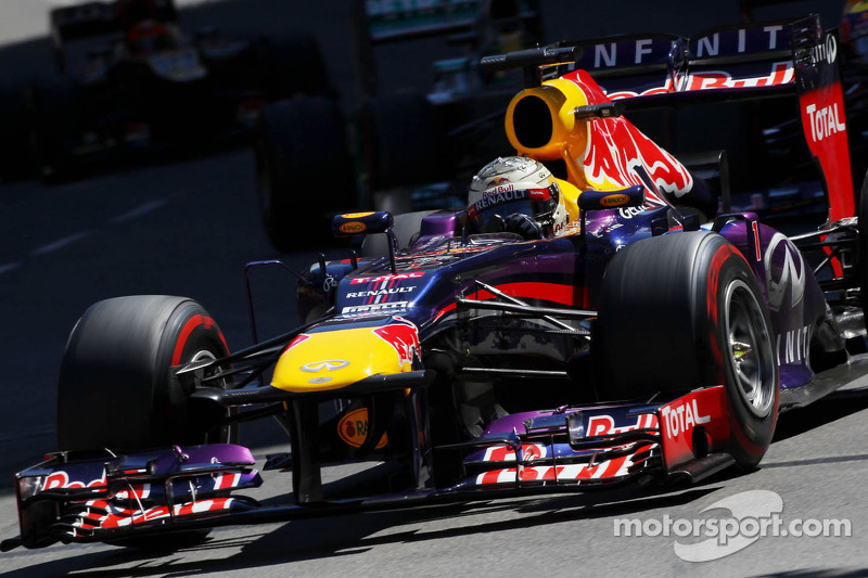 Vettel smashed fastest lap after Monaco boredom