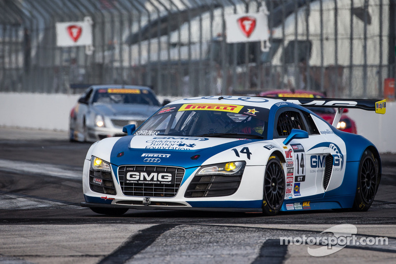 GMG brings championship pursuit to Motor City