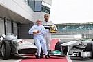 Sir Stirling Moss backs 'fellow Mercedes driver' Lewis Hamilton ahead of the British Grand Prix