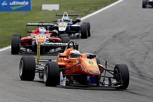 F3 Europe Race report Mücke driver Felix Rosenqvist dominates at Red Bull Ring