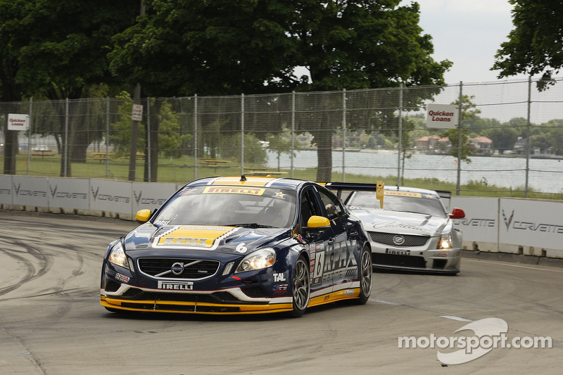 Second place for Randy Pobst at Belle Isle