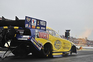 NHRA Race report Hagan take Funny Car points lead at Summernationals