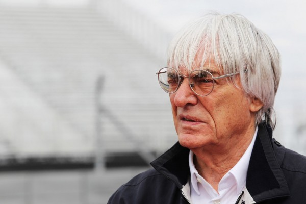 Ecclestone says only jail a threat to F1 top job
