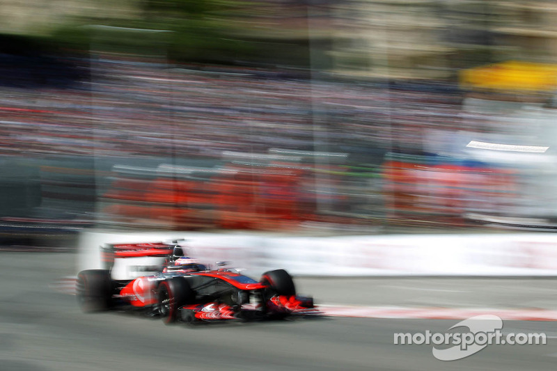McLaren not ending slump 'quickly' - Michael