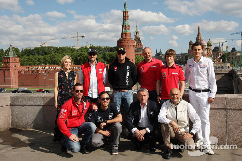 RML ready to impress at Moscow Raceway
