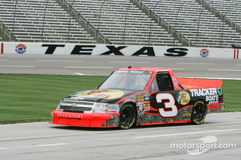 Runner-up finish for RCR's Dillon in the Lone Star State