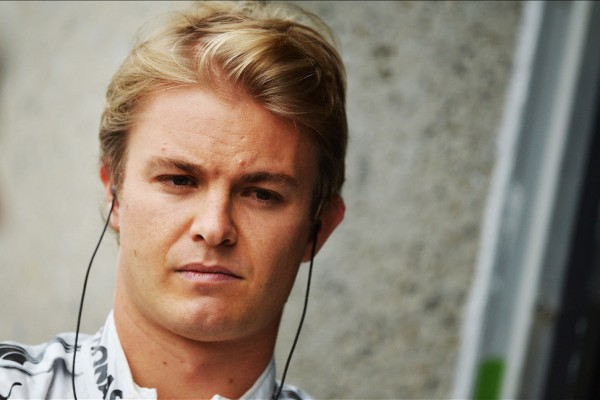 'Test-gate' scandal darkens Rosberg's career high