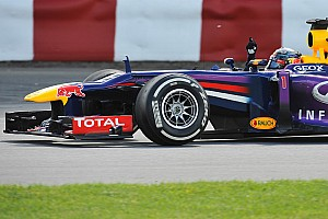 Red Bull had a easy win in Montreal