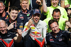 Formula 1 Race report Infiniti Red Bull Racing dominates Canadian Grand Prix