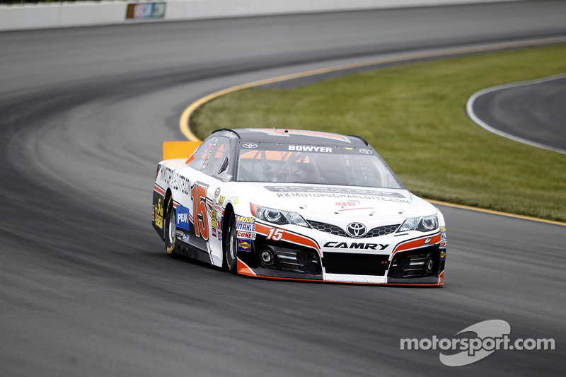 Clint Bowyer plan to win this weekend at Michigan