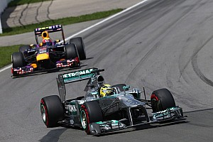 Formula 1 Breaking news Rosberg's pace 'has surprised' Hamilton - Wolff