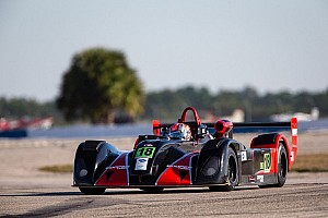 IMSA Race report Booth shines at  Mid-Ohio