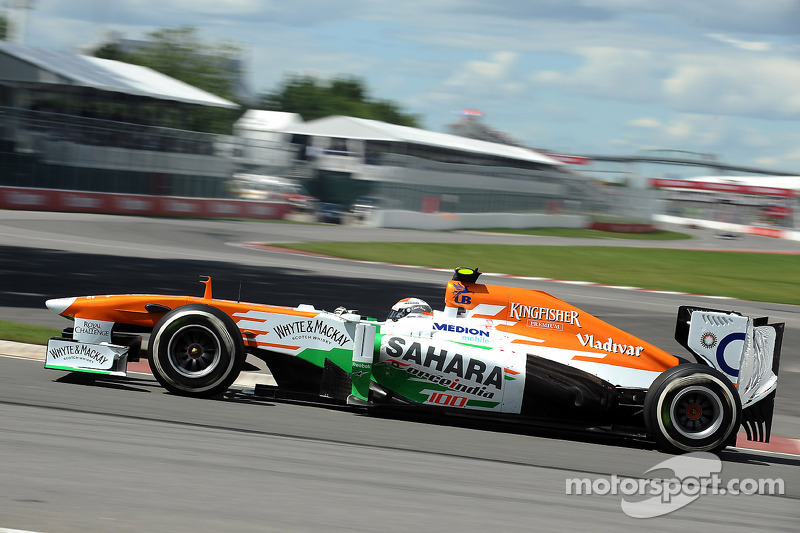 Patient Sutil, Hulkenberg, push on in F1 midfield
