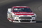 Wood Brothers' Bayne survives Michigan, celebrates with Ford