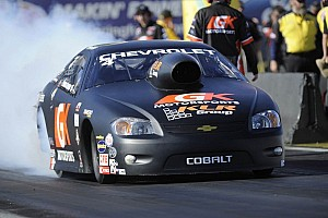 NHRA Breaking news Pro Stock shocker: Frontrunner Enders sidelined indefinitely