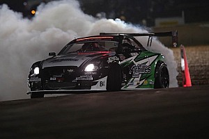 Formula Drift Race report Daigo Saito takes his second consecutive victory