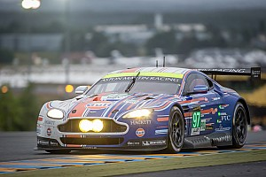 Aston Martin takes third place in the 24 Hours of Le Mans