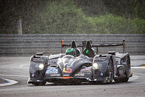 Le Mans Race report Archie Hamilton shows strong pace at Le Mans before retirement