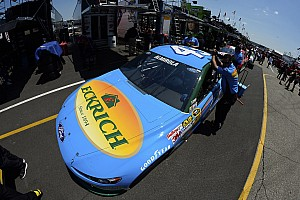 Aric Almirola heads to Kentucky Speedway