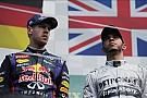 Hamilton - Vettel 'fantastic driver' in 'awesome car'