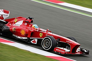 Alonso alarmed as Ferrari enters 2013 slump