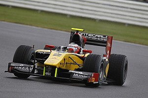 GP2 Qualifying report Maiden pole position for Stéphane Richelmi in Germany