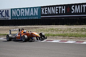 F3 Qualifying report Rosenqvist on target at Zandvoort F3 Masters