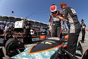 IndyCar Breaking news Carlos Munoz to replace Ryan Briscoe for Panther Racing Sunday in Toronto