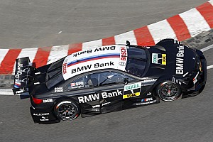 DTM Race report Four BMW drivers in the points at a scorching-hot Norisring