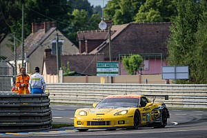 Magnussen/Garcia hit Canada in second place in GT title