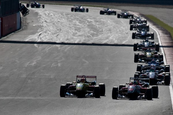 Top British teams gather for British F3's visit to Spa-Francorchamps