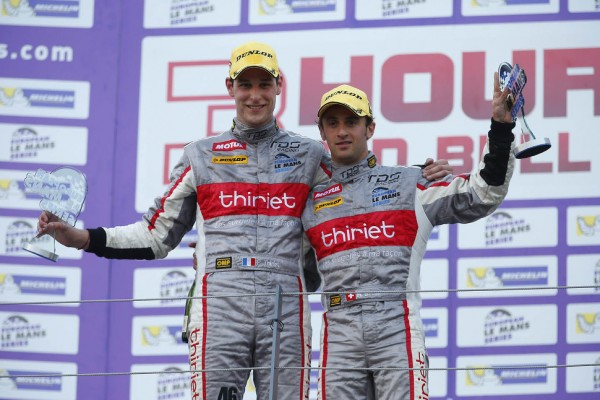 Thiriet by TDS Racing wins the 3 Hours of Red Bull Ring
