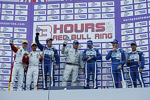 European Le Mans Race report Another podium for Montecalvo and Jeannette in ELMS