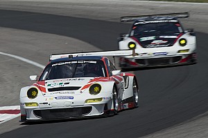 ALMS Race report CORE autosport takes class victory and points lead at Mosport