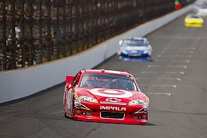 NASCAR Sprint Cup Commentary Stock cars at Indy are boring