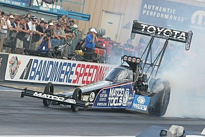 NHRA Preview Antron Brown zeroes in on season turnaround at Sonoma