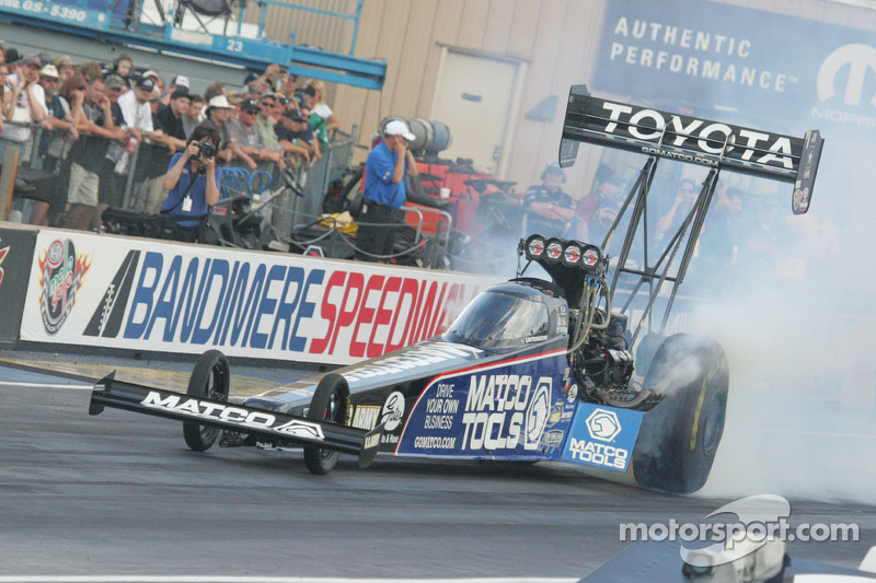 Antron Brown zeroes in on season turnaround at Sonoma